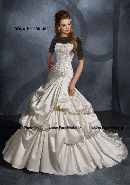 لباس عروس بهار 92