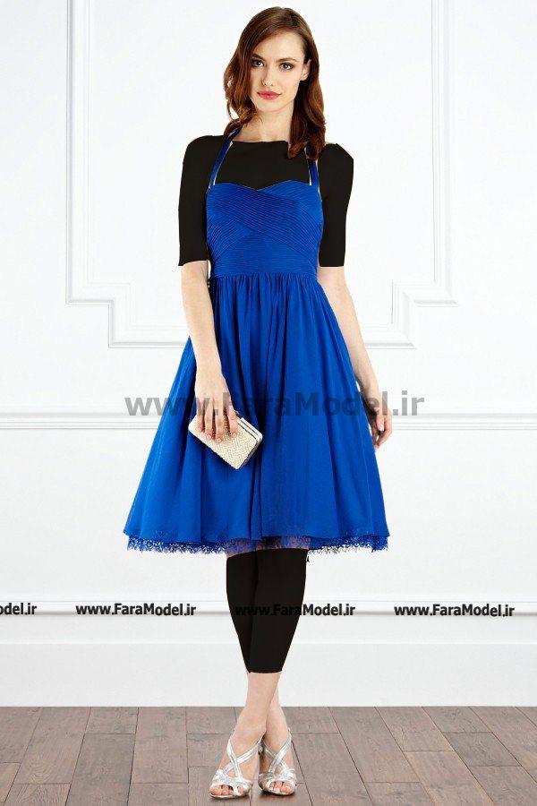 لباس مجلسی دخترانه ۲۰۱۳