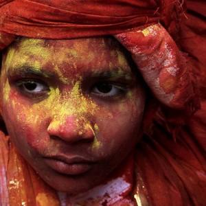 جسنواره رنگ هندوستان
