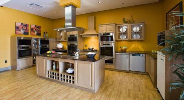 تزئین آشپزخانه