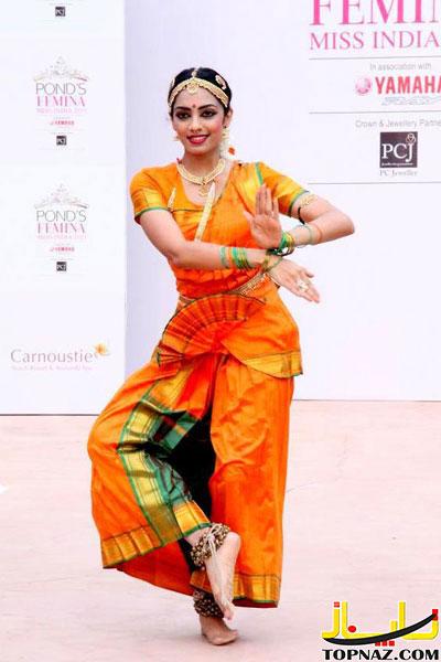 دختر شایسته هند