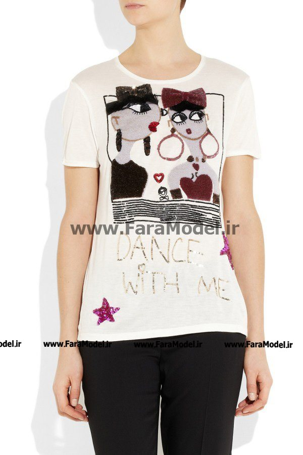 مدل تی شرت