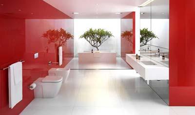 عکس دکوراسیون حمام و دستشویی