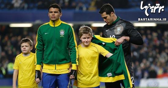 دروازه بان برزیل