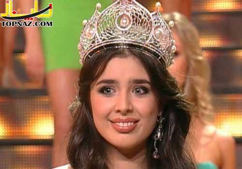 دختر شایسته 2013 روسیه