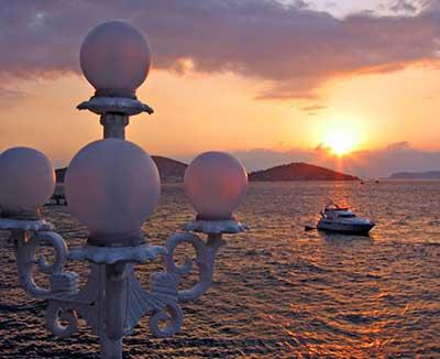 جزایر پرنس استانبول, مکان های تفریحی جهان