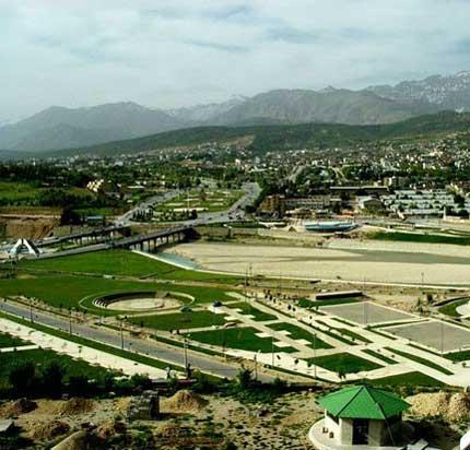 مکان های تفریحی ایران, مکان های دیدنی ایران