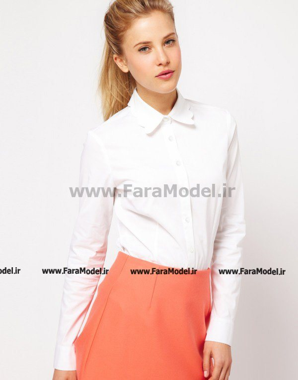 مدل پیراهن شیک