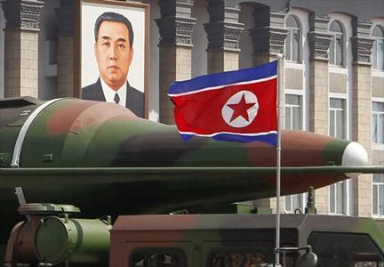 جنگ کره شمالی