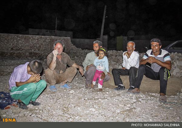عکسهای زلزله بوشهر