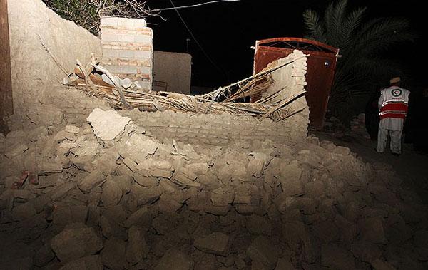 عکس زلزله (10)