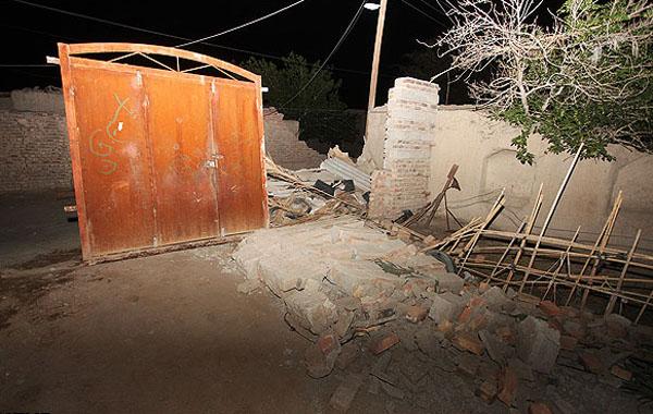 عکس زلزله (12)