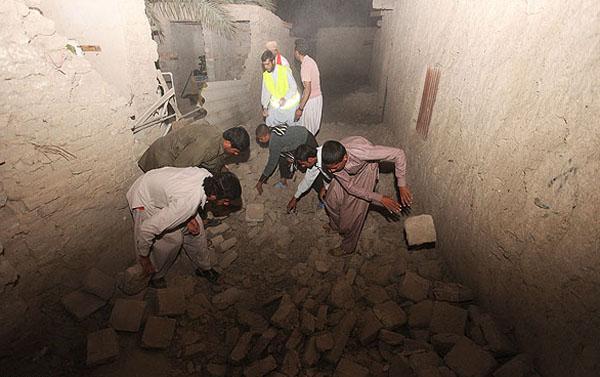 عکس زلزله (13)