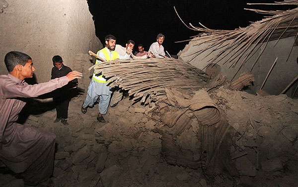 عکس زلزله (14)