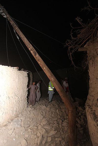 عکس زلزله (17)