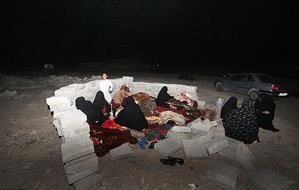 عکس زلزله (23)
