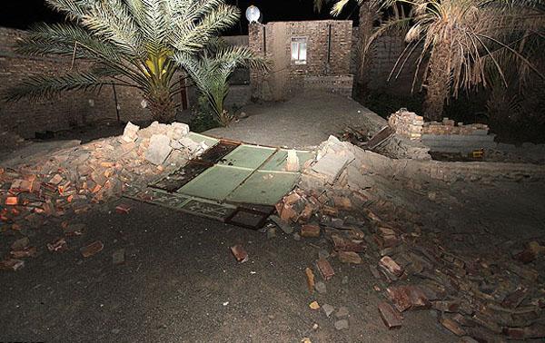 عکس زلزله (6)