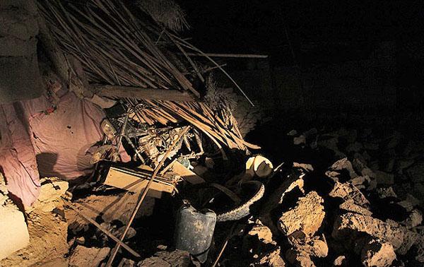 عکس زلزله (7)