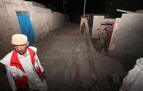 عکس زلزله (9)