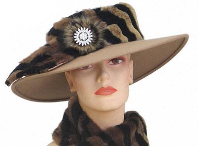 مدل کلاه تابستان