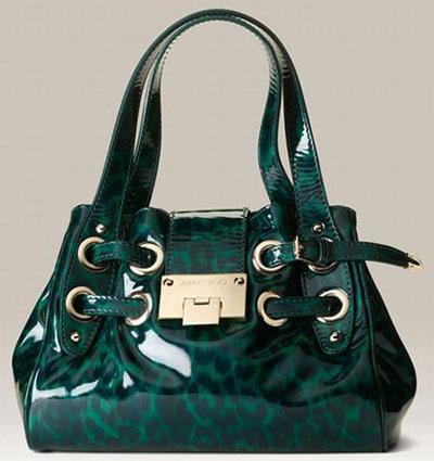 مدل کیف سبز