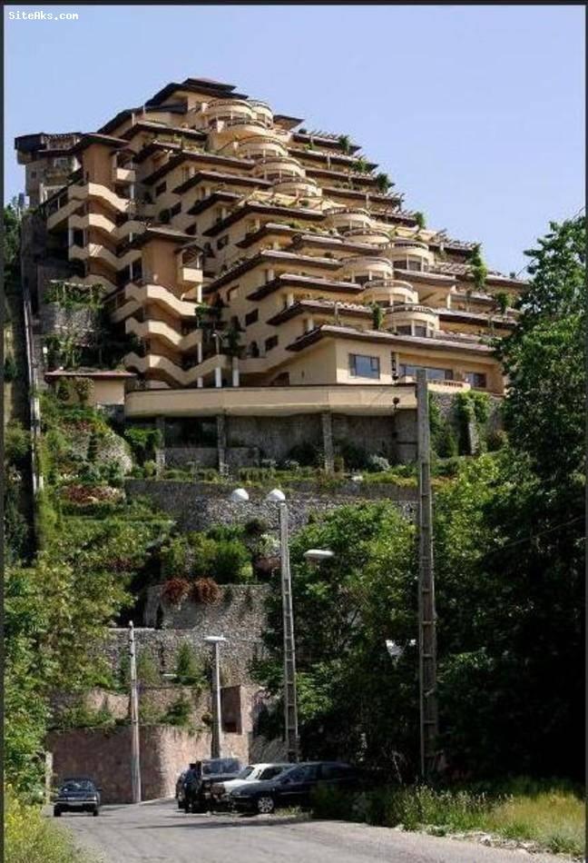 تصاویر خانه های شیک و لوکس تهران