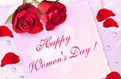کارت پستال روز زن