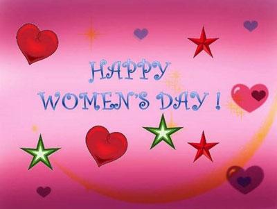 کارت تبریک روز زن