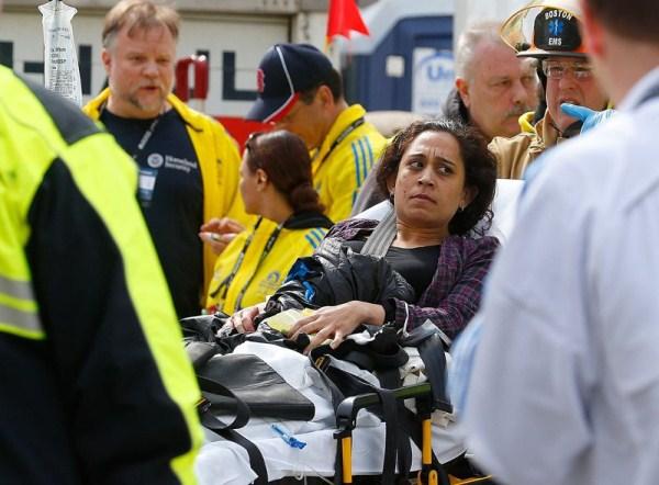 1022 Boston Marathon Bombing (30 photos)