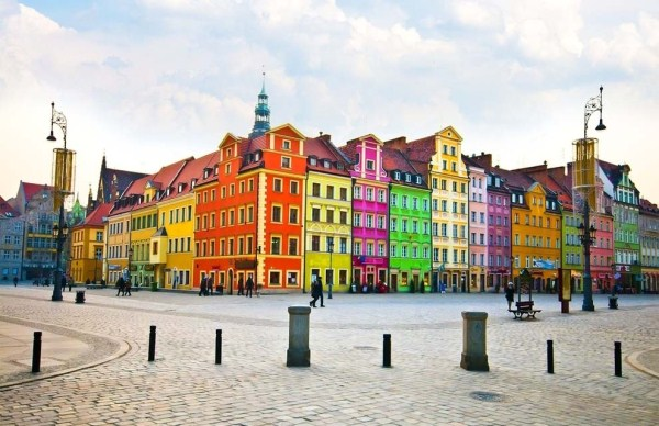 1115 The Most Colorful Cities In The World (24 photos)