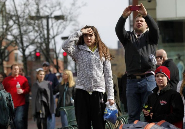 1124 Boston Marathon Bombing (30 photos)