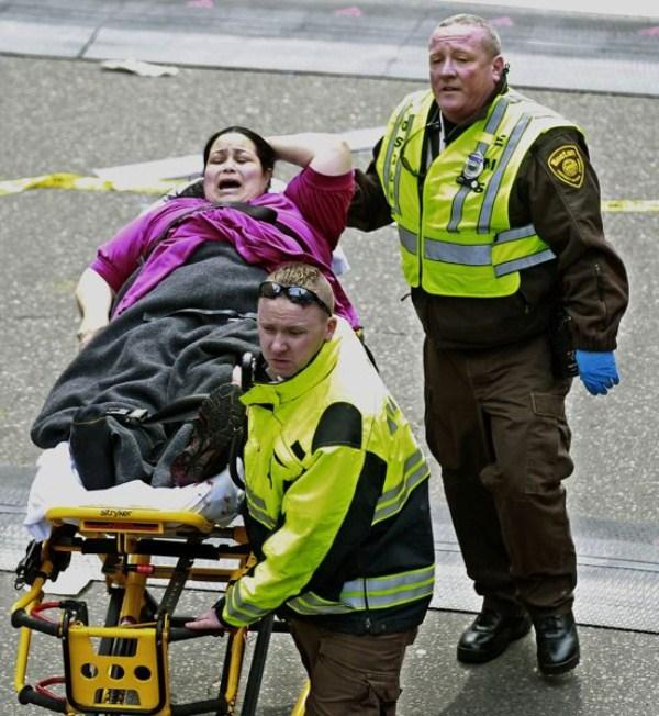 1320 Boston Marathon Bombing (30 photos)