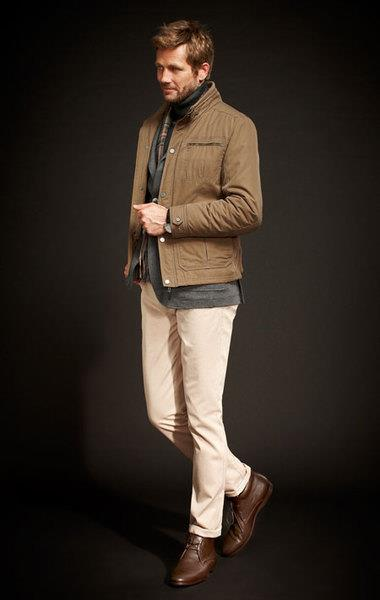 ژورنال لباس مردانه 2014