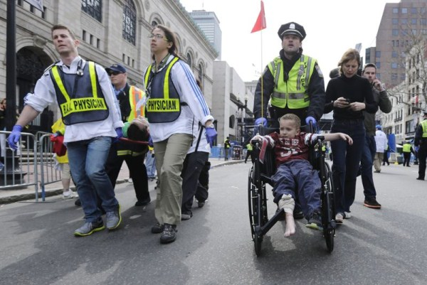 1420 Boston Marathon Bombing (30 photos)