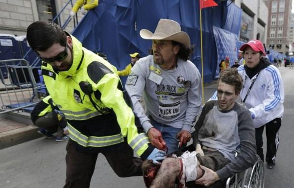 1520 Boston Marathon Bombing (30 photos)