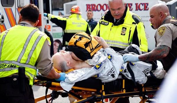 1619 Boston Marathon Bombing (30 photos)