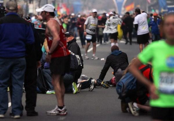 2101 Boston Marathon Bombing (30 photos)