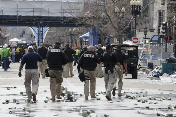 2123 Boston Marathon Bombing (30 photos)