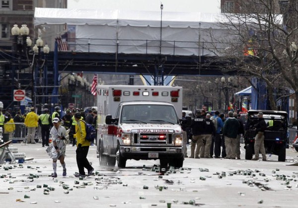 2219 Boston Marathon Bombing (30 photos)