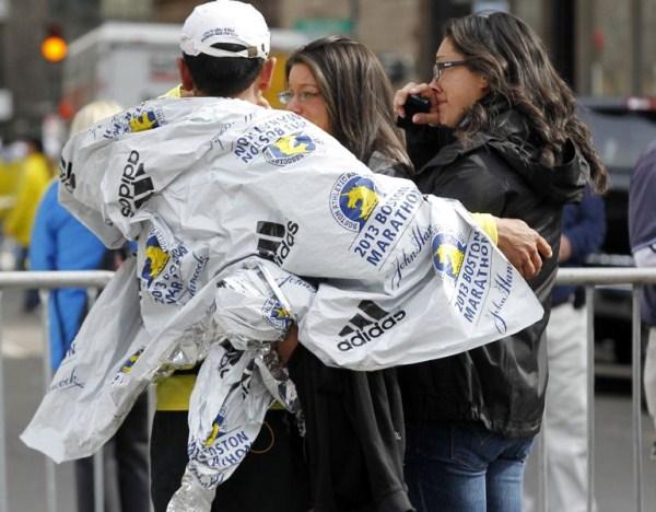 2416 Boston Marathon Bombing (30 photos)
