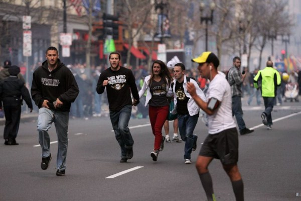 2713 Boston Marathon Bombing (30 photos)