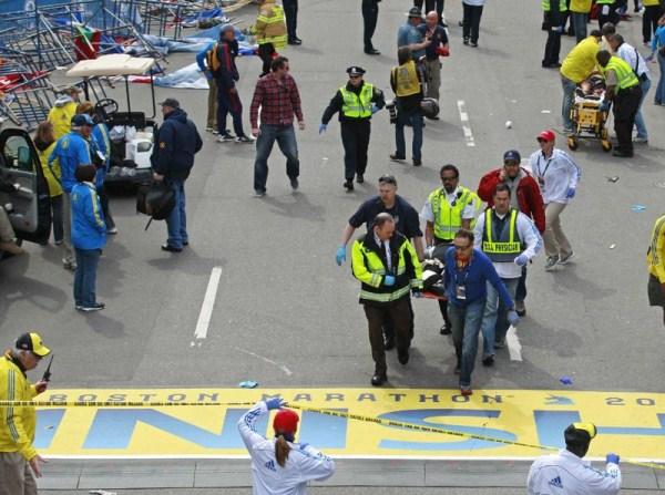 2812 Boston Marathon Bombing (30 photos)