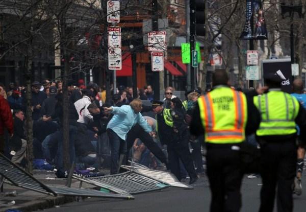 338 Boston Marathon Bombing (30 photos)