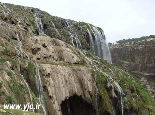 تصاویر/نگاهی به 6 آبشار باورنكردنی ایران