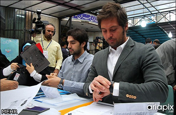 ثبت نام هنرمندان برای انتخابات شورای شهر تهران