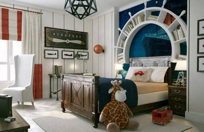 جدیدترین مدل اتاق کودکان