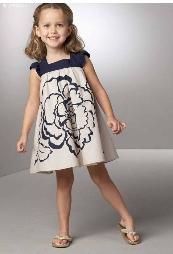 عکس های دختر بچه های زیبا و خوش لباس
