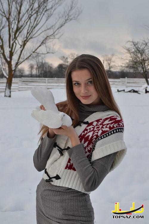 دختر شایسته اوکراین 2013