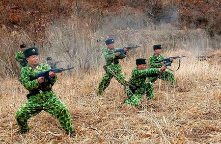 عکس کره شمالی