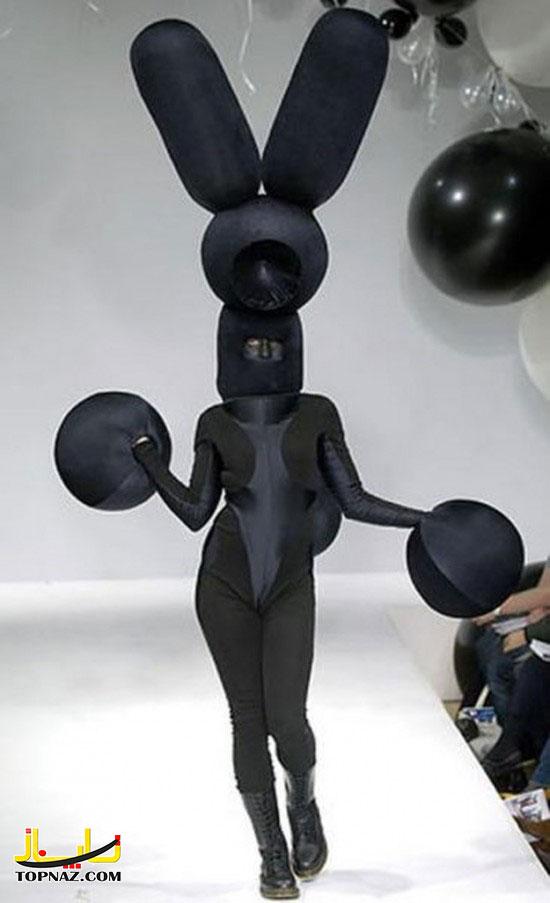 مدل لباس عجیب